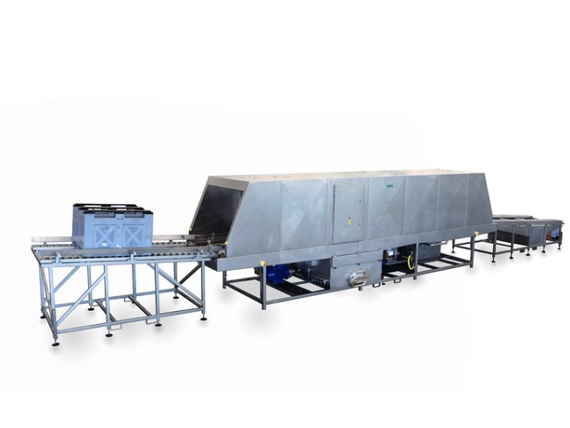 KKW 6000 with conveyors